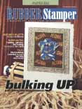 Rubber Stamper Magazine, October 2004